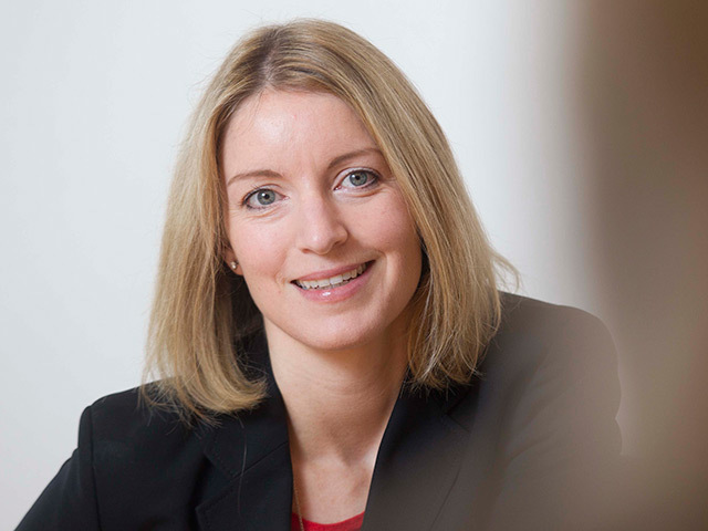 Clare Munro, Head of Oil & Gas