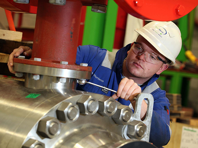Aberdeen-based EnerMech now has a 1600-plus workforce