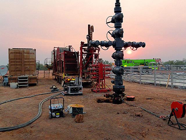 Falcon Oil & Gas