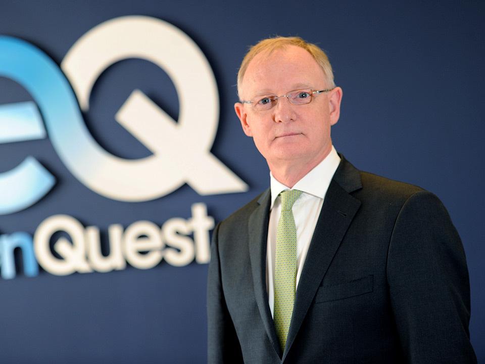 David Heslop, EnQuest managing director for the UK Continental Shelf.