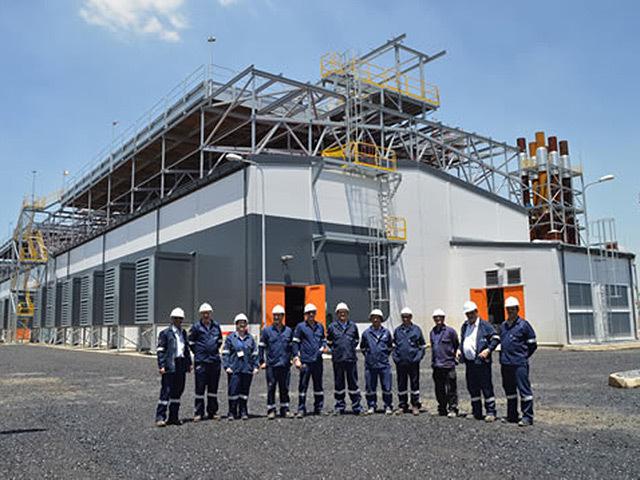 Sasol Energy Centre