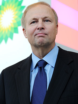 BP chief executive Bob Dudley