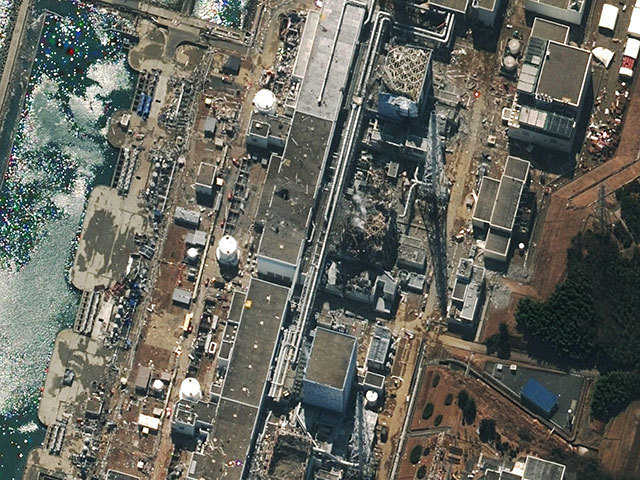 The Fukushima Dai Ichi Power  Plant