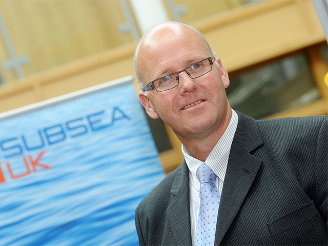 Gordon McIntosh, director of enterprise, planning and infrastructure at the Aberdeen City Council