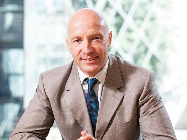 Europa Oil & Gas chief executive Hugh Mackay