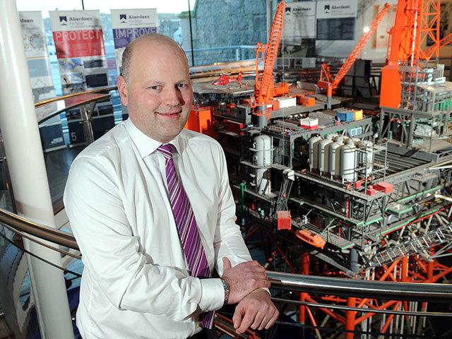 James Paton, managing director at ADIL