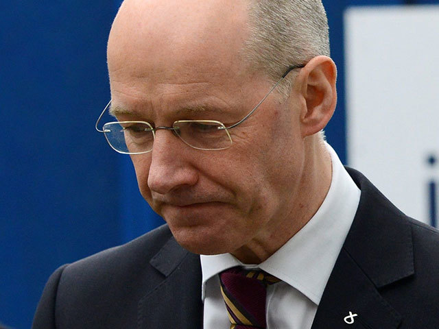 Scottish finance minister John Swinney