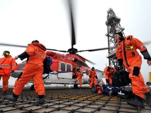 HSE confirms four people have contracted Covid-19 working offshore, with more expected