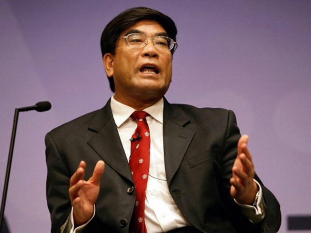 Sinopec chairman Fu Chungyu