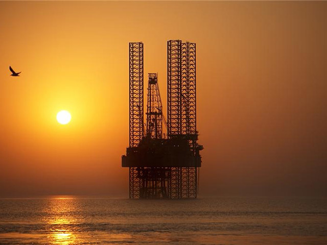 Oil exploration off India