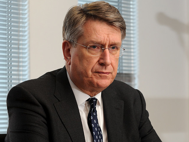 Oil and Gas UK chief Malcolm Webb