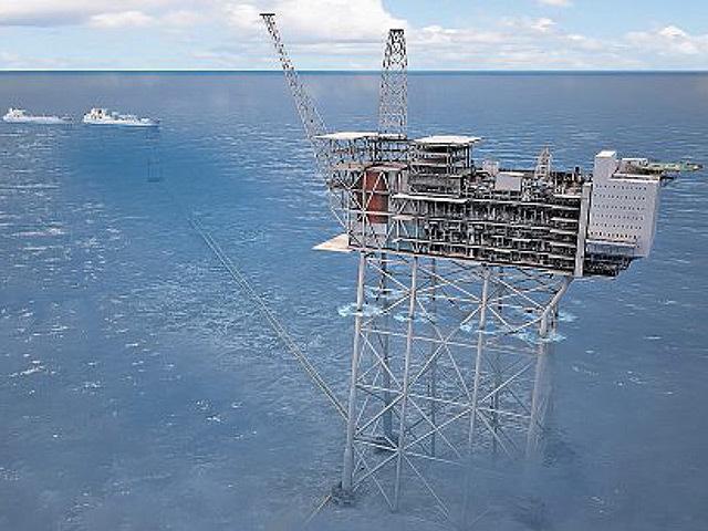 Statoil's planned Mariner development