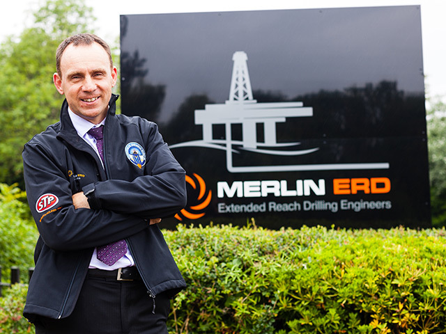 Merlin founder Iain Hutchison