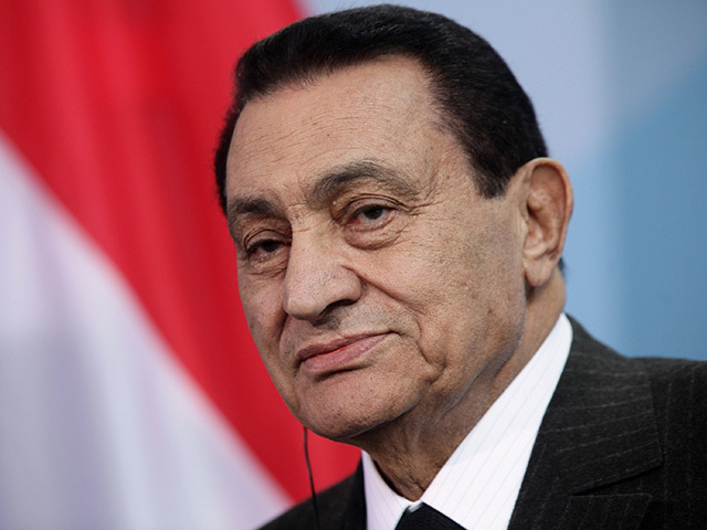 Egypt's ousted leader Hosni Mubarak