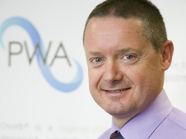 Neil Poxon of US company PWA
