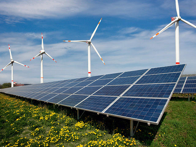 COMPATIBLE: Solar and wind power generation complement each other better than had been previously thought