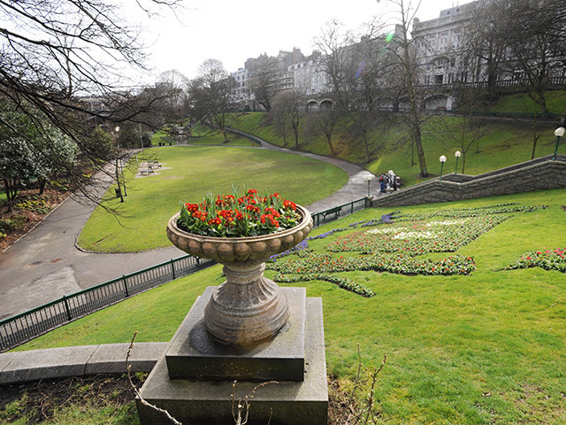 The future of Union Terrace Gardens remains under debate