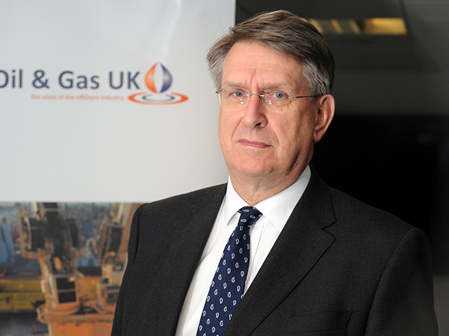 Malcolm Webb, chief executive of Oil & Gas UK
