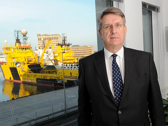 Malcolm Webb, Oil and Gas UK's chief executive