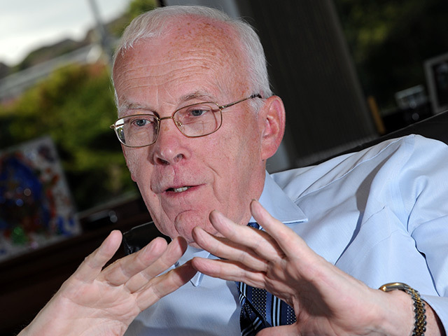 Sir Ian Wood