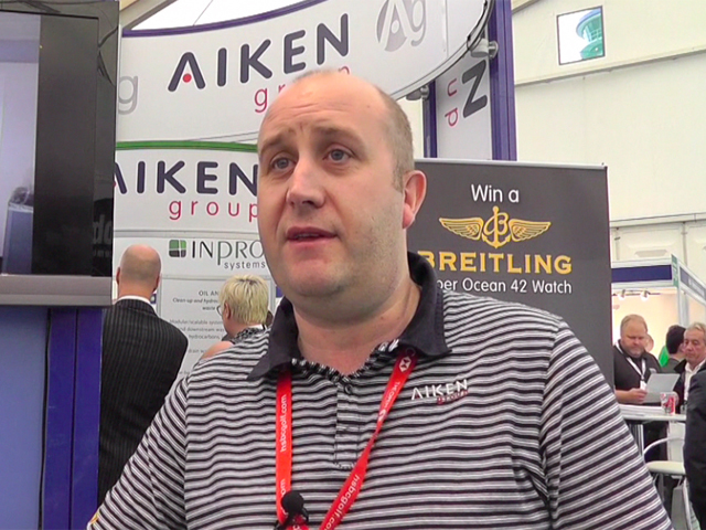 Norman MacKay, Aiken Group operations director