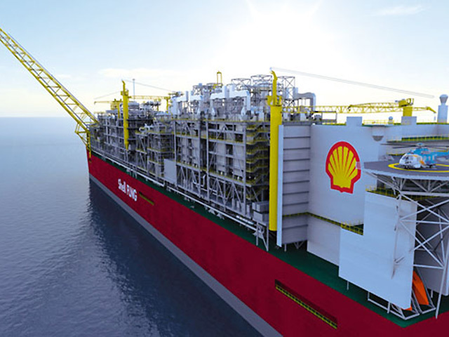 The Prelude FLNG - world's first floating liquefied natural gas by Shell
