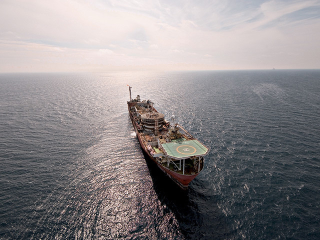 The Gryphon FPSO
