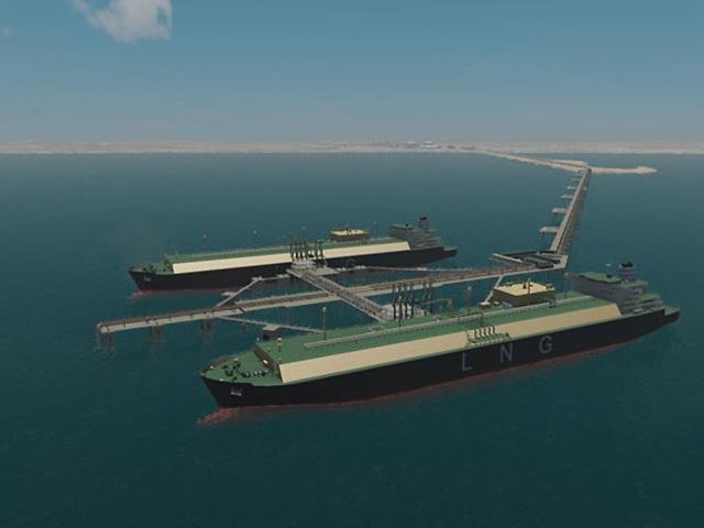 Chevron's Gorgon gas project