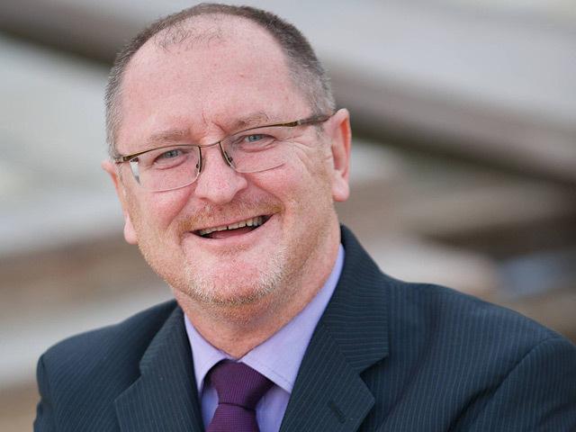 Opito managing director John McDonald