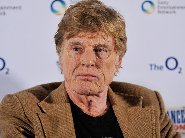 Robert Redford: Opposed to the pipeline