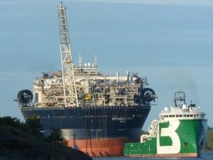 Teekay denies making redundancies call on North Sea vessel