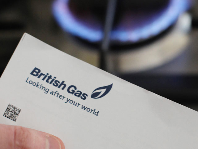 British Gas excrement