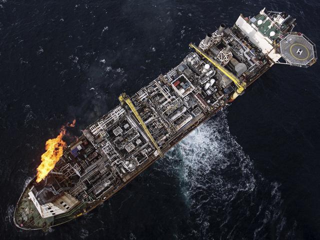Dana Petroleum's Triton FPSO