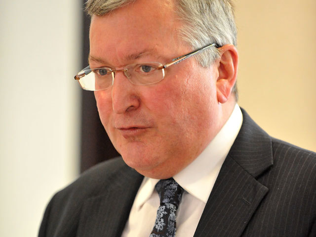 Former Scottish Minister for Energy, Fergus Ewing