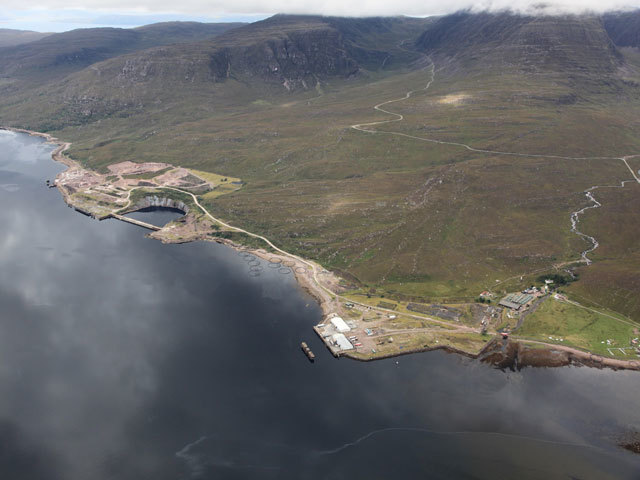 Kishorn Port has submitted a Masterplan to The Highland Council for full planning permission to develop the  Kishorn  Port and Dry Dock site as a fabrication and assembly hub for the offshore Energy sector, including offshore wind, wave and tidal devices.