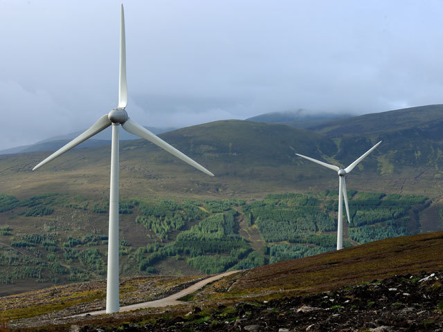Ben Brack Wind Farm gets go-ahead.