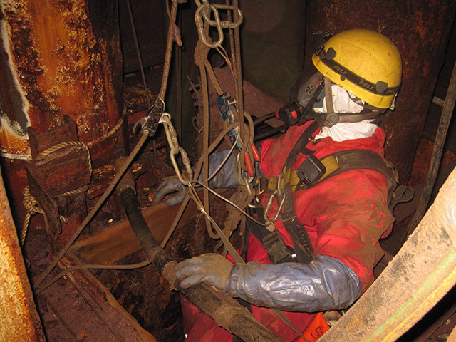 Decommissioning installations poses new challenges for the Sabre Safety workforce