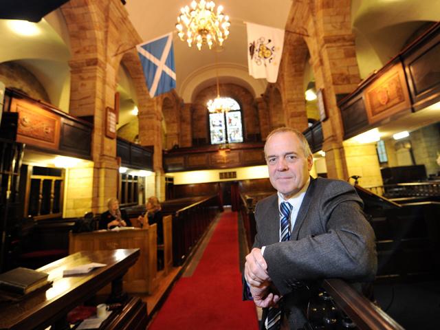 Reverend Gordon Craig