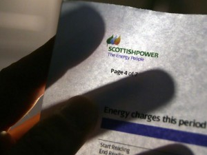 Scottish Power looks to green energy as 317,000 customers jettison firm