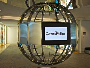 ConocoPhillips loses $450 million in third quarter