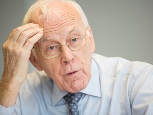 Sir Ian Wood calls on UK Government to 'reconsider' decision to omit Scottish Cluster