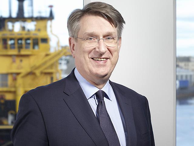 Malcolm Webb, CEO of Oil & Gas UK