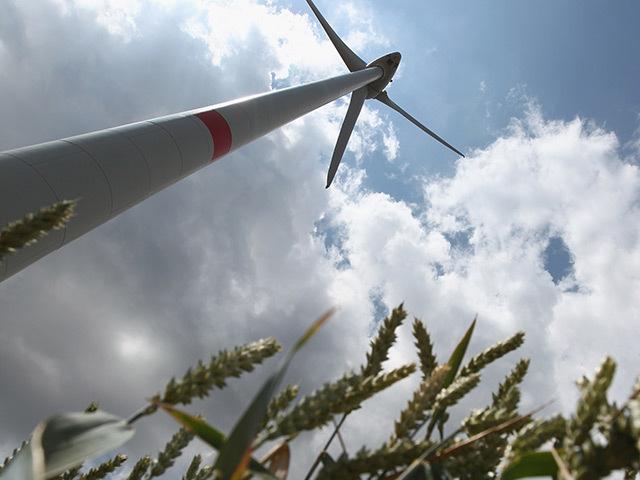 Wind energy news.