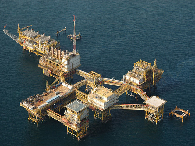 IOOC's Salman Complex in the Arabian Gulf