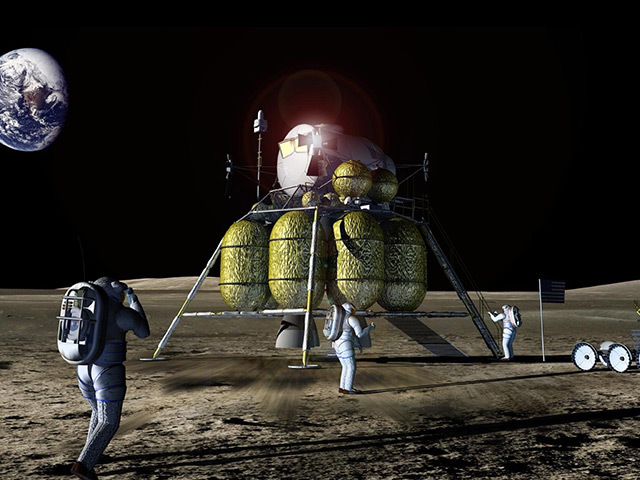 Firm to investigate how NASA can unlock £1billion from the sector