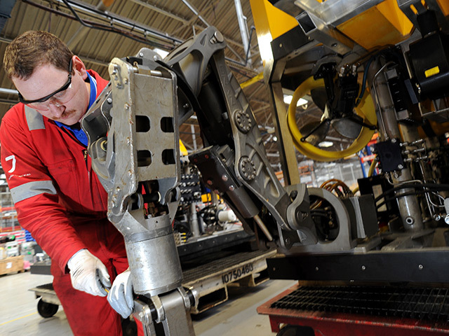 Exhibitors give their view  on Subsea Expo 2015