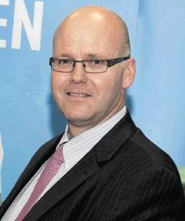 Neil Gordon, chief exeutive  for Subsea UK