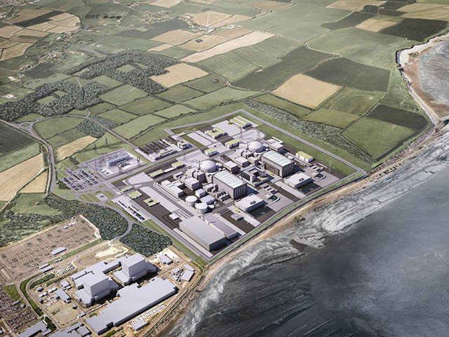 A guaranteed price for the electricity generated at the power station is expected to be around £15 per megawatt hour less than the £92.50so-called strike price awarded to EDF for the Hinkley Point C nuclear power station being built in Somerset.