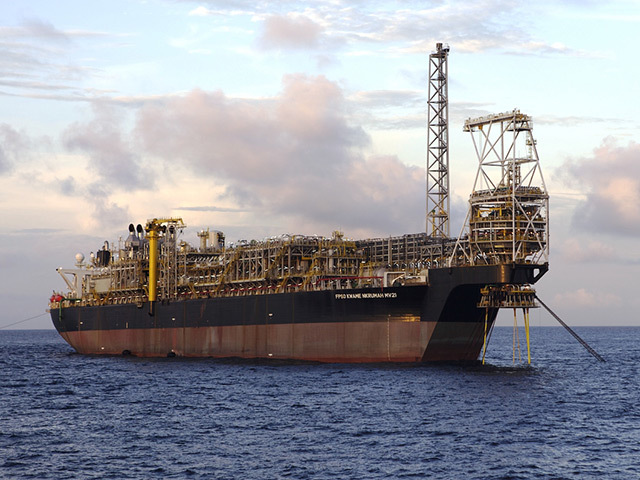 The Jubilee field FPSO