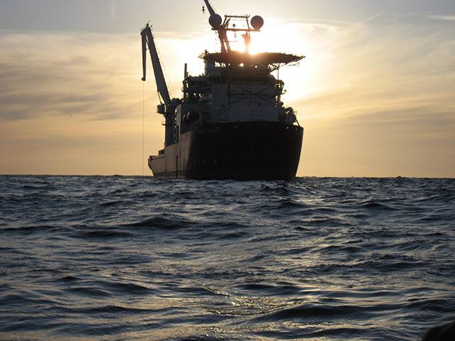 Subsea 7's Seven Oceans vessel